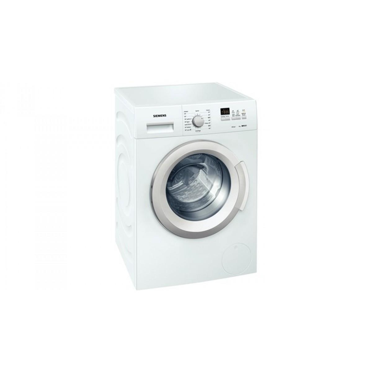 Siemens lavatrice compatta ws10k166it barbuti for Peso lavatrice