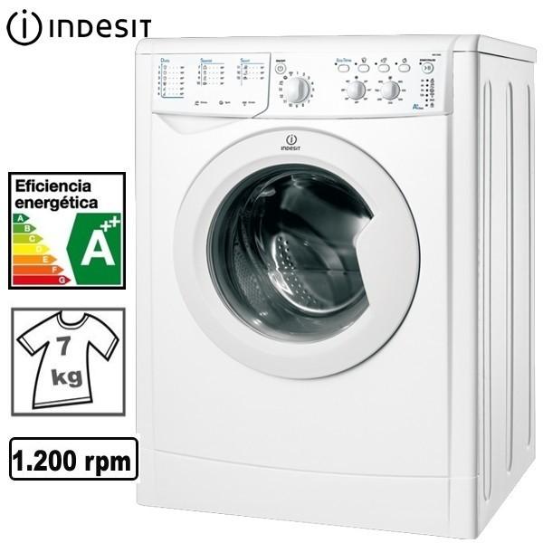 Indesit iwc71252cecoeu barbuti elettrodomestici for Peso lavatrice