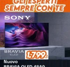TV OLED SONY 48A9
