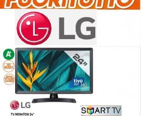 LG TV MONITOR 24″ SMART TV 24TN510S-PZ